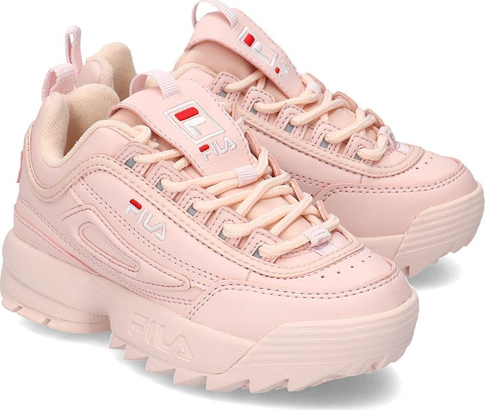 Adidasi Fila Disruptor complet roz | Adisez RO