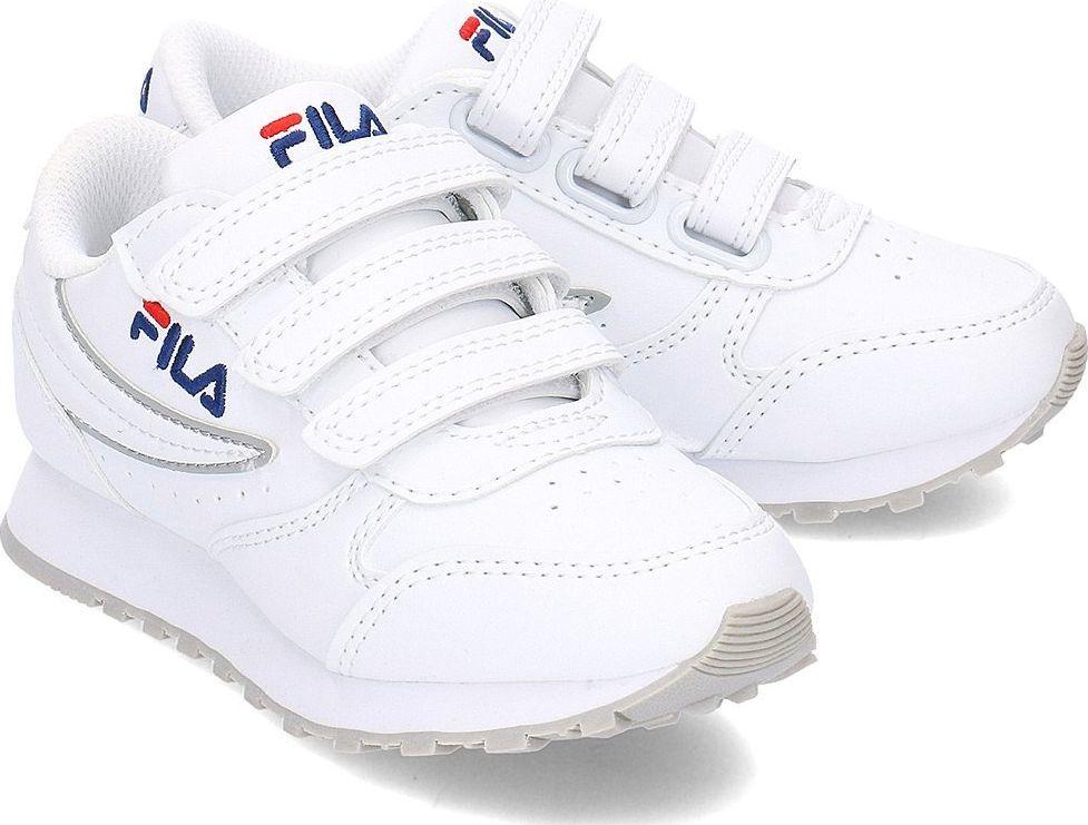 Fila Fila Orbit Velcro Low Sneakersy Dziecięce 1010350.1FG 33 ID produktu: 5838390