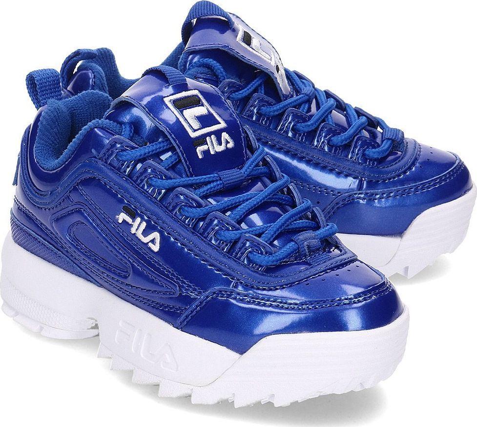 Fila Fila Disruptor Sneakersy Dziecięce 1010660.21C 35 ID produktu: 5838413