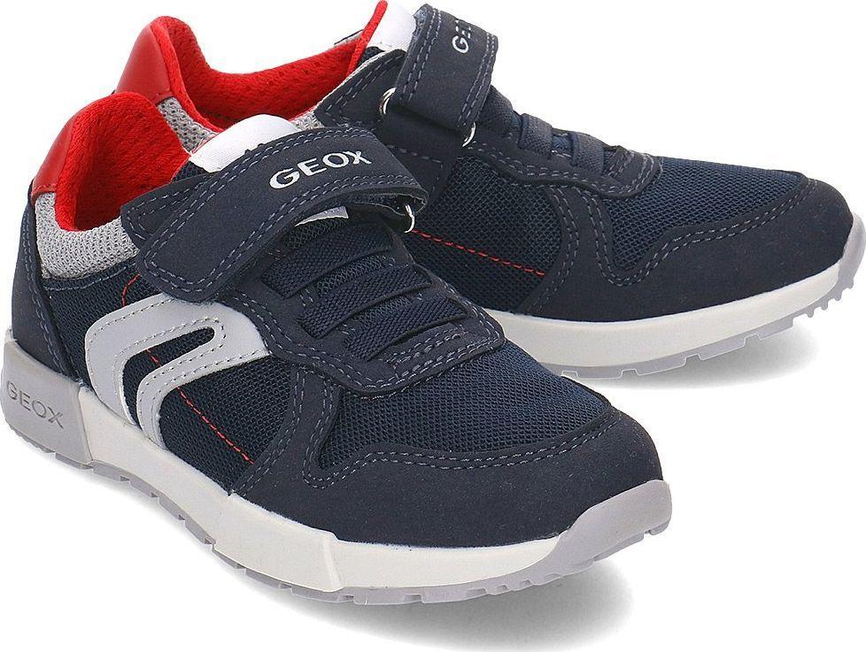 Półbuty sneakers chłopięce GEOX J846NC granatowy