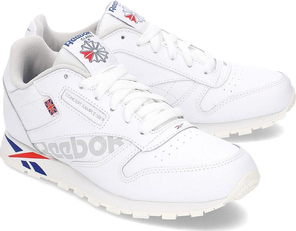 Buty Chłopięce Promocja Reebok Royal Thunder Niebieskie