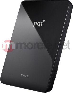 Dysk zewnętrzny PQI HDD H568V 1 TB Czarny (6568001TR101A) 1