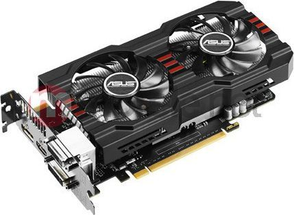 Karta graficzna Asus GeForce GTX 660, 2GB DDR5 (192 Bit), HDMI, DP, BOX (GTX660-DC2OCPH-2GD5) 1