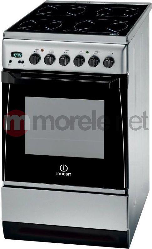 Kuchnia Z Płytą Ceramiczną Indesit Kn3c650axu S Id Produktu 584011