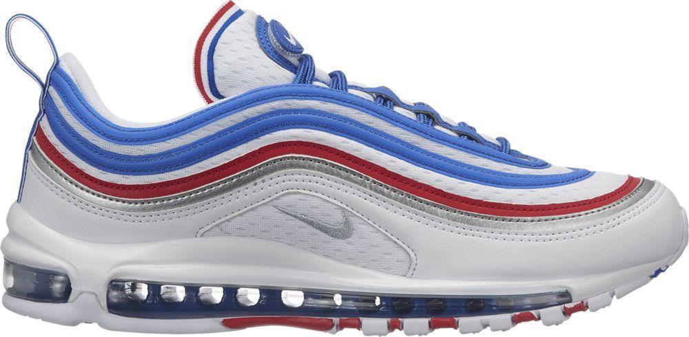 Nowy Jork wysoka moda fabrycznie autentyczne Nike Buty męskie Air Max 97 białe r. 42 (921826 404) ID produktu: 5851218