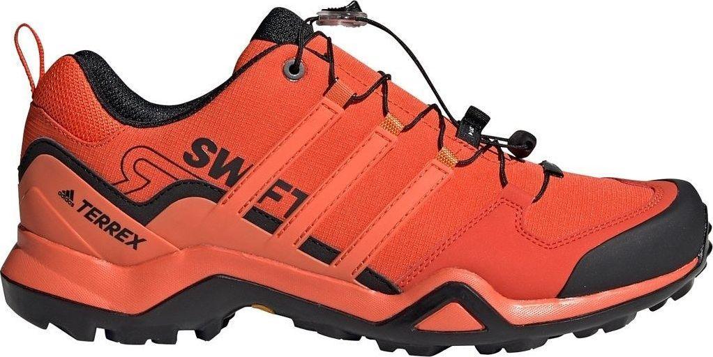Adidas Buty męskie Terrex Swift R2 pomarańczowe r. 41 13 (BC0392)