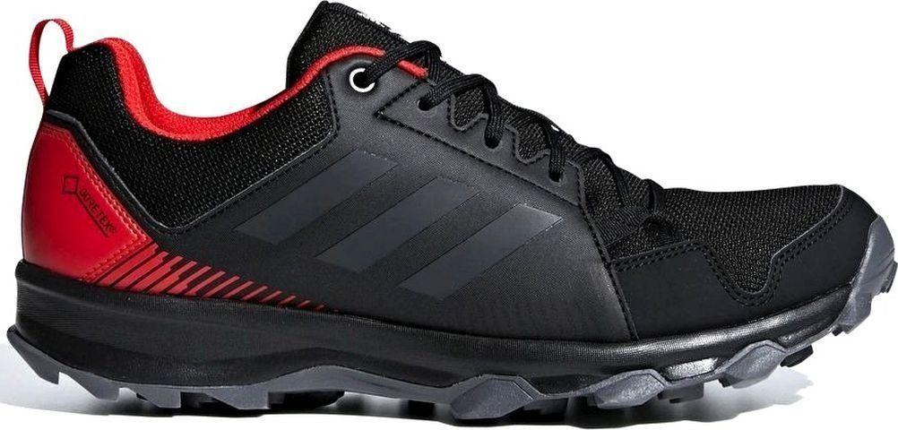 buty jesienne na wyprzedaży świetne dopasowanie Adidas Buty męskie Terrex Tracerocker Gtx Gore-Tex czarno-czerwone r. 46  (BC0434) ID produktu: 5851233