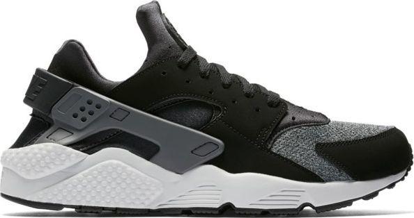 tanie trampki Nowa kolekcja topowe marki Nike Buty męskie Air Huarache czarne r. 43 (318429-039) ID produktu: 5851834