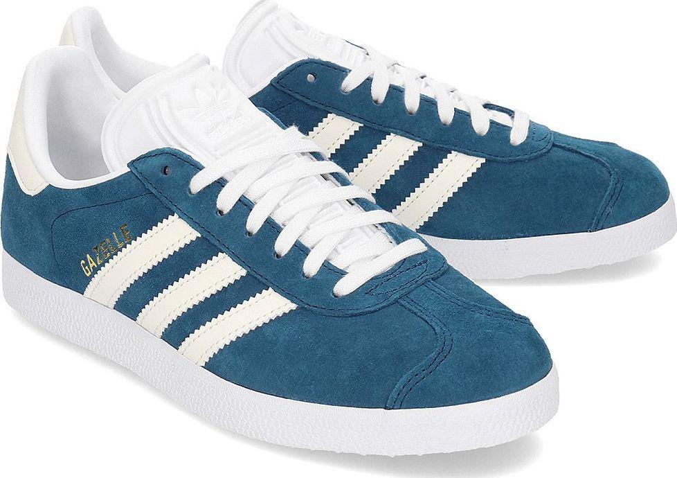 Adidas Buty damskie Gazelle niebiesko kremowe r. 36 (CG6068) ID produktu: 5852555