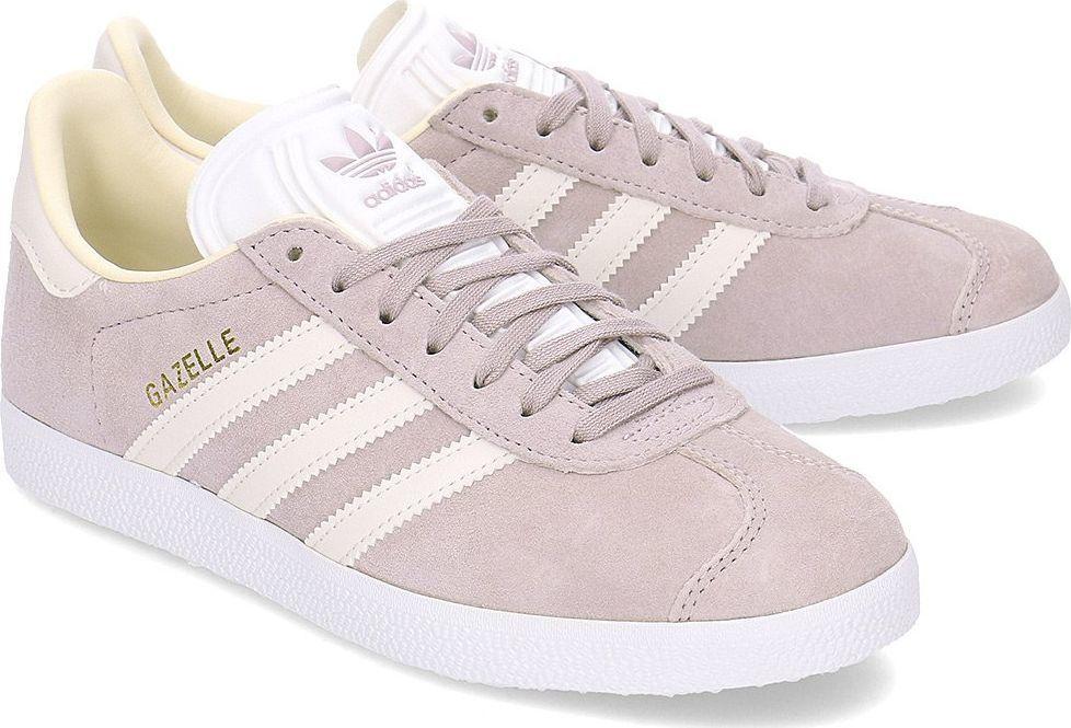 buty adidas damskie gazelle fioletowe
