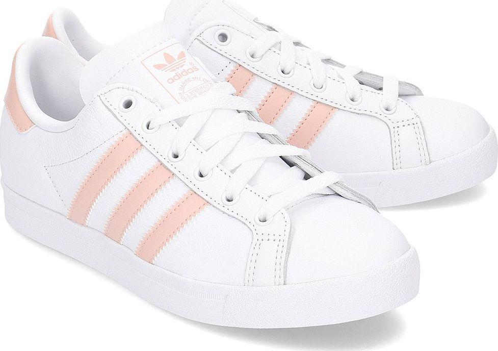 Adidas Buty damskie Coast Star bia?o r?owe r. 36 (EE8910) ID produktu: 5852582