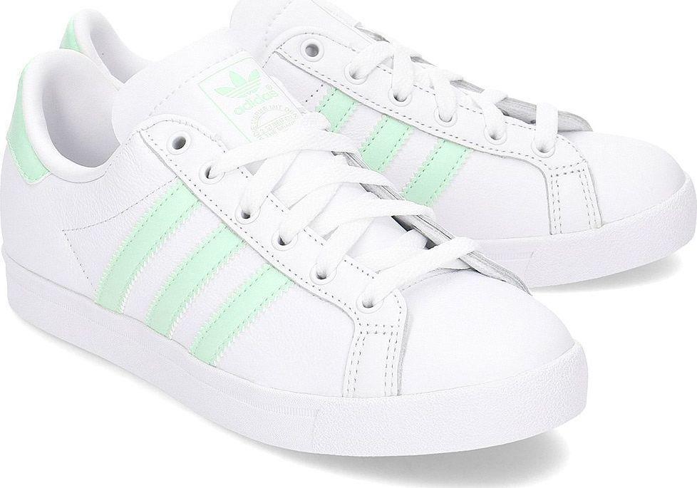 903ffa86ea297 Adidas Buty damskie Coast Star biało-zielone r. 39 1/3 (EE8911) w  Sklep-presto.pl