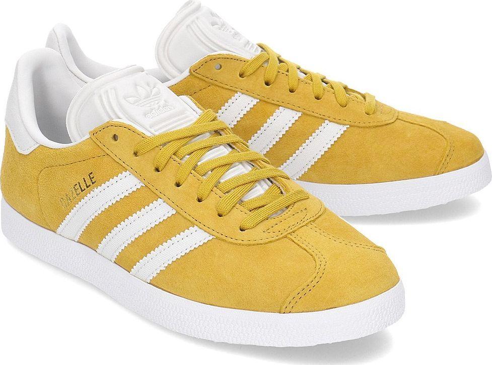 Adidas Buty damskie Gazelle żółte r. 37 13 (DA8870) ID produktu: 5852599