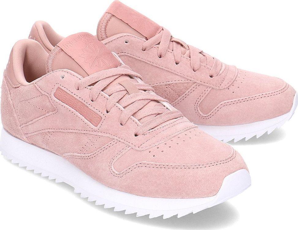 różowe buty reebok 38