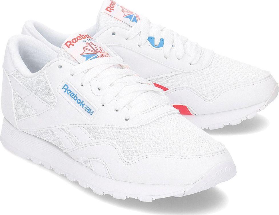 Reebok Buty damskie Classic Nylon białe r. 36 (CN6684) ID produktu: 5852782