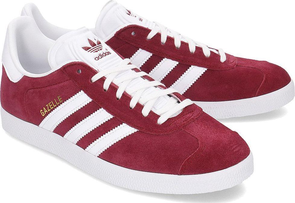 sklep internetowy klasyczne buty przytulnie świeże Adidas Buty męskie Gazelle bordowe r. 45 1/3 (B41645) ID produktu: 5853954