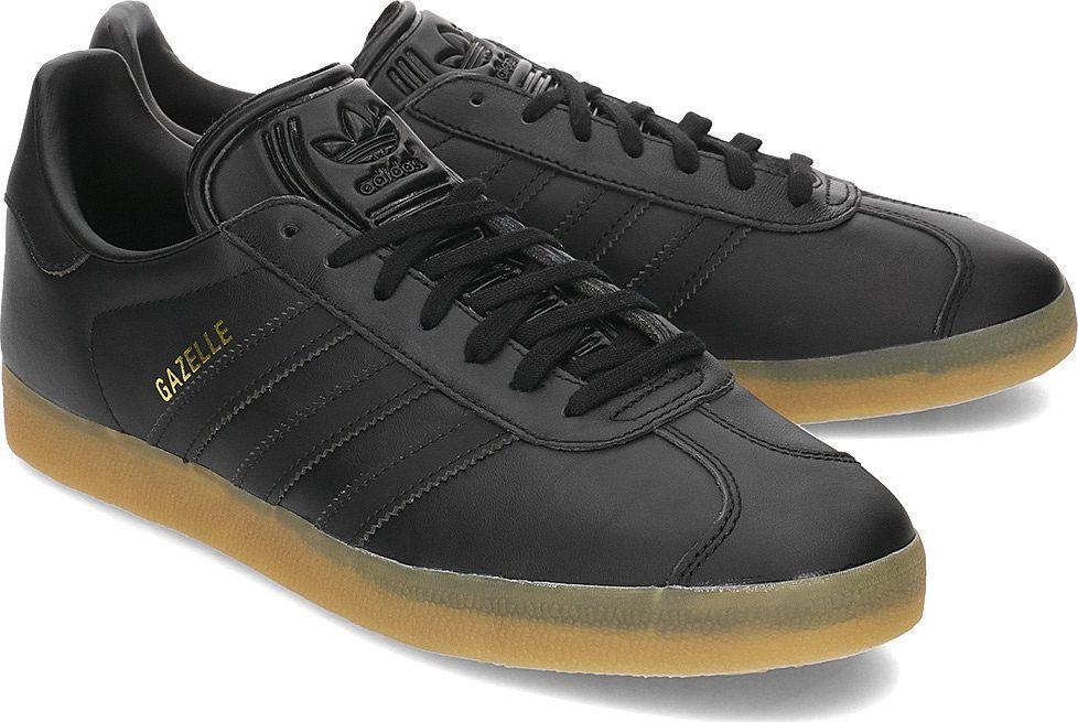 adidas gazelle męskie czarno zoltee