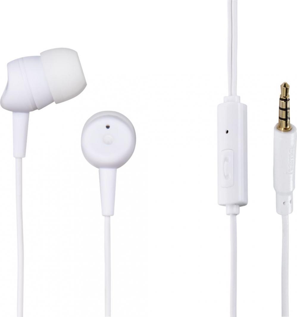 Słuchawki Hama Basic4Phone (001840420000) 1