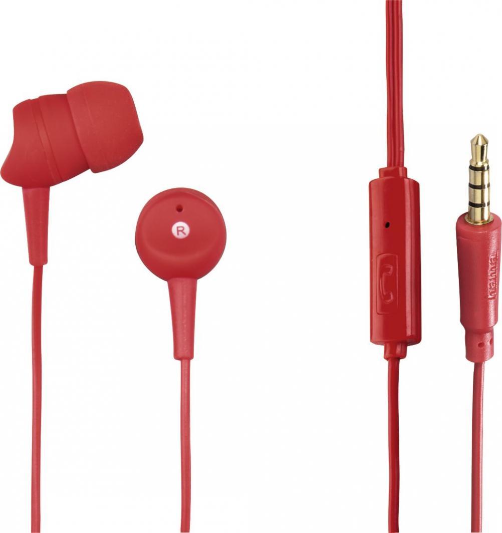 Słuchawki Hama Basic4Phone (184044) 1