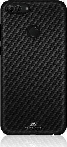 "BLACK ROCK ""Flex-Carbon"" FUTERAŁ GSM DLA HUAWEI P SMART 1"