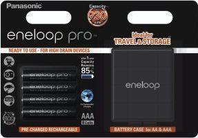 Panasonic Akumulator Eneloop Pro AAA / R03 930mAh 4szt. 1