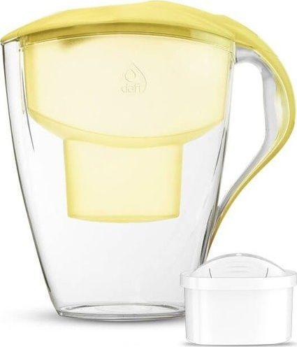 Dzbanek filtrujący Dafi ASTRA 3L UNIMAX Żółty 1