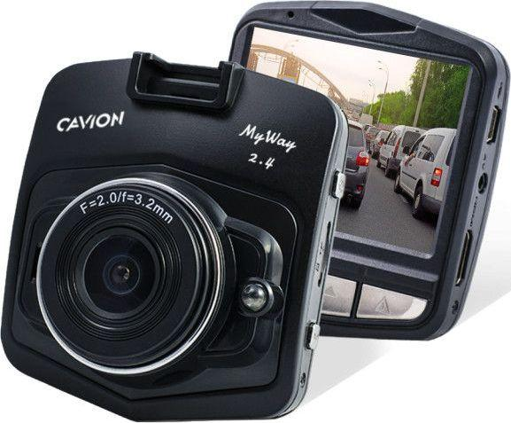 Kamera samochodowa Kiano Cavion May Way 2.4 1