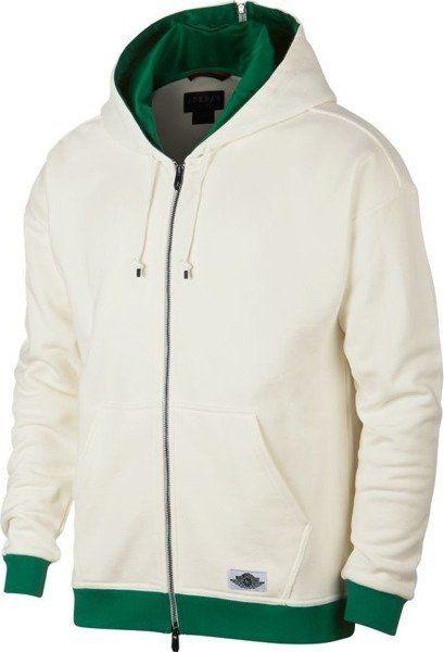 klasyczne style 100% jakości buty do biegania Jordan Bluza męska Wings biała r. XL (AO0422-108) ID produktu: 5860956