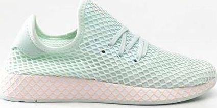 Adidas Buty damskie Deerupt Runner TurquoiseFootwear WhiteClear Orange r. 40 (CG6841) ID produktu: 5861266