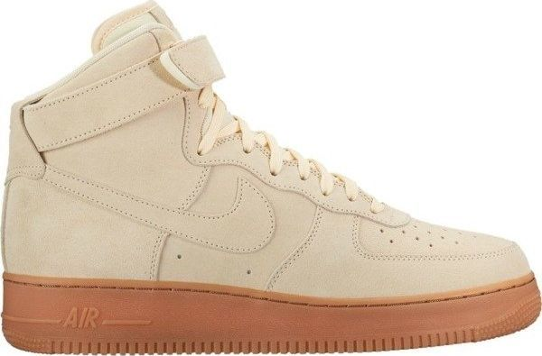 Nike Air Force 1 High 07 LV8 Suede AA1118 001 42,5 Czarne
