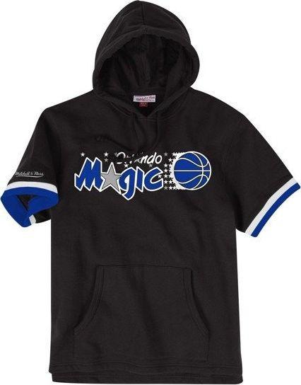 Mitchell & Ness Bluza męska NBA Orlando Magic French Terry czarna r. XS 1