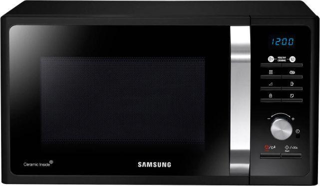 Kuchenka mikrofalowa Samsung MG23F301TAK 1