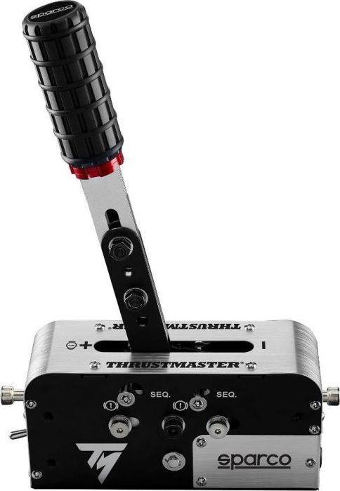 Thrustmaster Lewarek i hamulec ręczny TSSH Sparco Mod+ (4060107) 1
