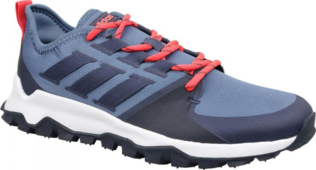 Adidas Buty męskie Kanadia Trail niebieskie r. 43 13 (F36061) ID produktu: 5881354