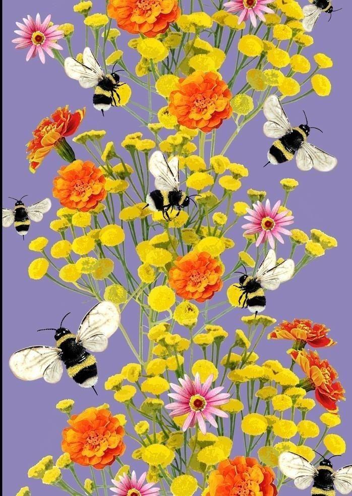 Narcissus Notes Gee Bzzz B5 gładki 1
