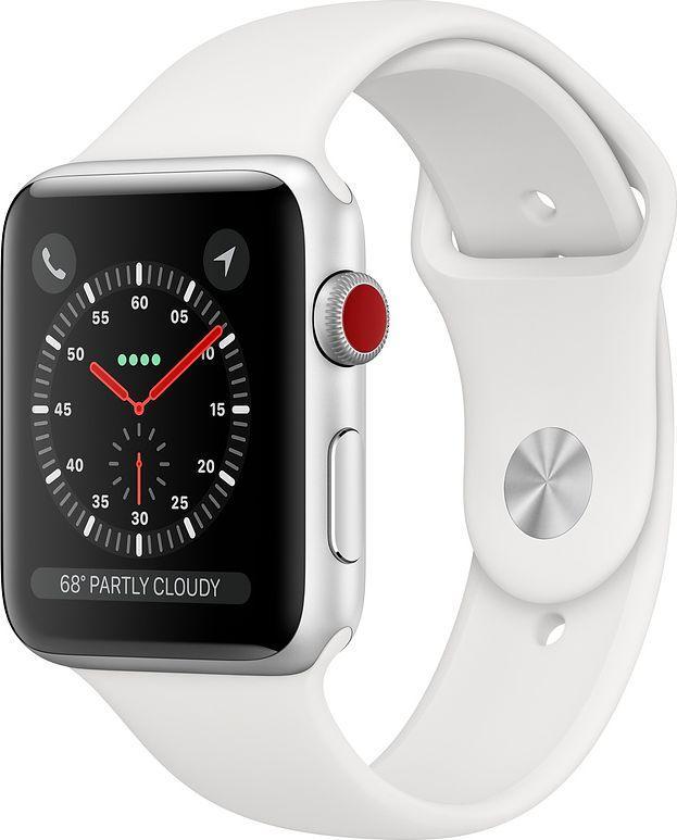 Smartwatch Apple Watch Series 3 GPS Biały  (MTGN2MP/A) 1