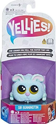 Hasbro Yellies Króliczek Bunnington (E6118/E6144) 1