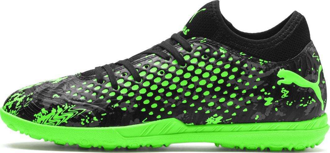 Buty piłkarskie Puma Future 19.4 Tt M 105548 03 zielone