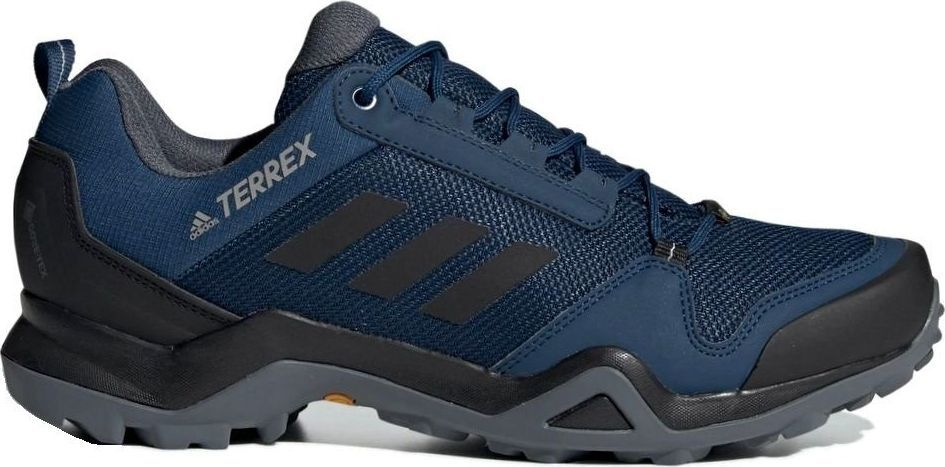 Buty męskie adidas Terrex AX3 GTX niebieskie BC0521 Cena