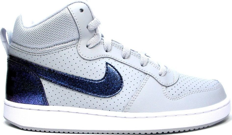Nike Buty NIKE COURT BOROUGH MID GS (845107 002) 38.5 ID produktu: 5888888