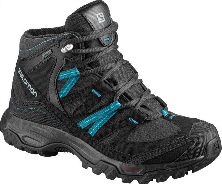 Salomon Buty damskie trekkingowe SALOMON MUDSTONE MID GTX GORE TEX (406164) 41 13 ID produktu: 5891011