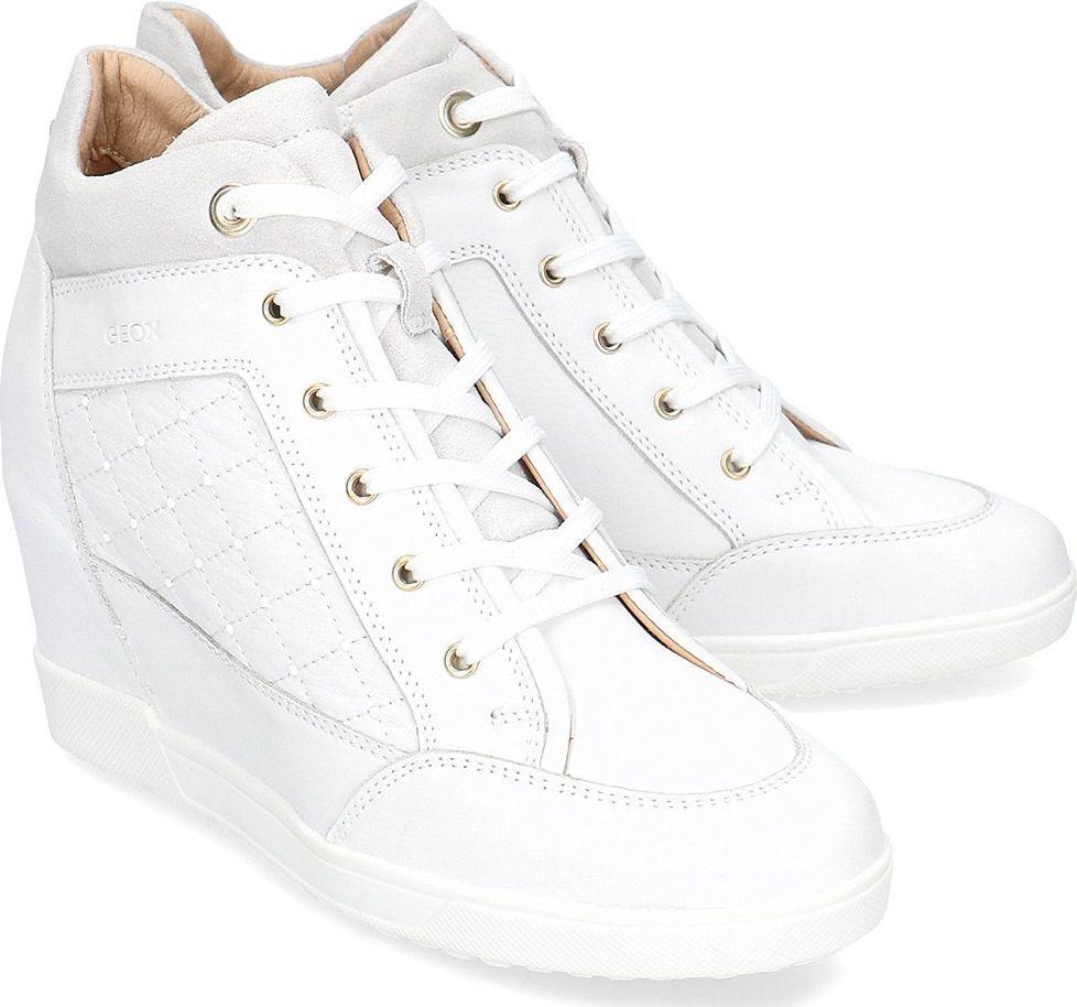 Geox Geox Donna Carum Sneakersy Damskie D84ASC 08522 C1000 39 ID produktu: 5891567