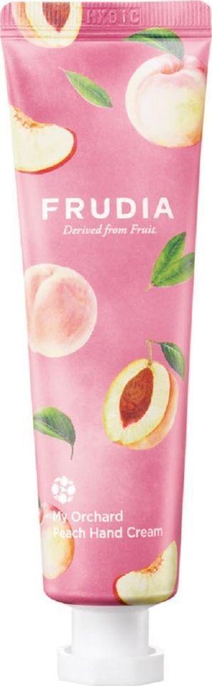 Frudia My Orchard Hand Cream odżywczo-nawilżający krem do rąk Peach 30ml 1