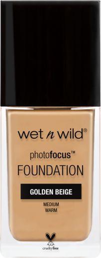 Wet n Wild Podkład do twarzy Photofocus Foundation Golden Beige 30ml 1