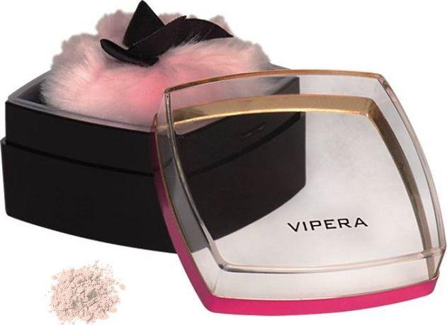 Vipera Celebrity Powder transparentny sypki puder ryżowy do twarzy 016Q 15g 1