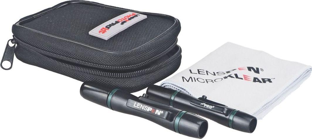 Lenspen Zestaw czyszczący ściereczka + czyścik do aparatów i kamer (NPP-01) 1