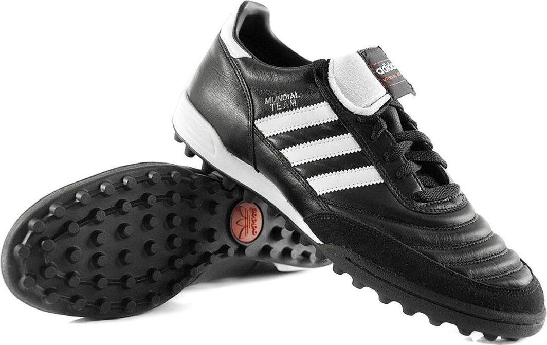 Adidas Buty piłkarskie turfy Adidas Mundial Team 019228 czarne 40 ID produktu: 5896252