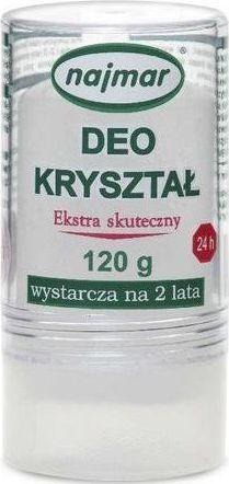 Najmar Deo Kryształ naturalny dezodorant ałunowy  1