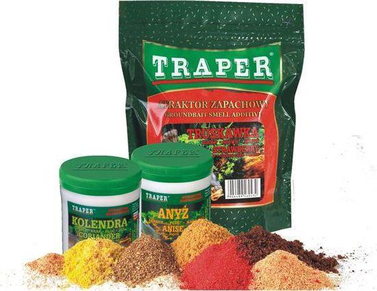 Traper Atraktor 250g Karmel 1