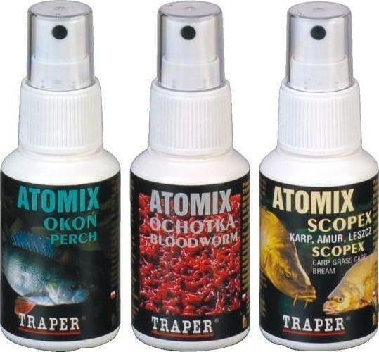 Traper Atomix 50g Truskawka 1